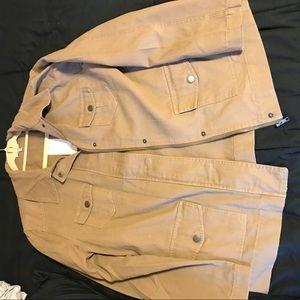 Cargo jacket from Tobi.com